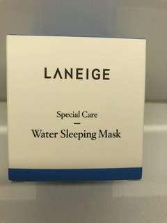 Laneige Special Care Sleeping Mask DETOX WHILE SLEEPING! BNIB