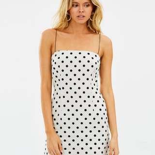 RENT HIRE Bec and bridge anouk mini dress size 6