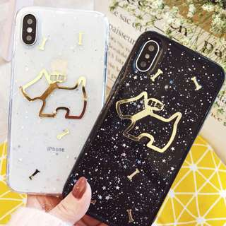 Silicon Phone Case for iPhone 6 - X