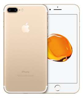 Credit Iphone 7plus 32GB