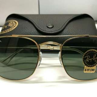 Rayban Aviator Made in Italy Original 💯