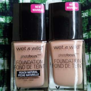 Authentic Wet n Wild Foundation