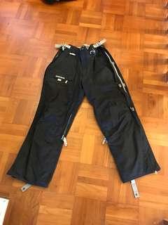 Planet earth snowboard pants
