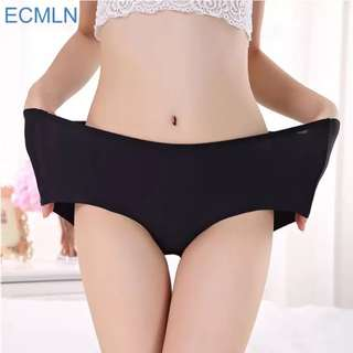 Women's briefs stretching Boyshort Plus Size XXXL High waist underwear Women Sexy Ultra-thin Panties Seamless pants Fashion NEW