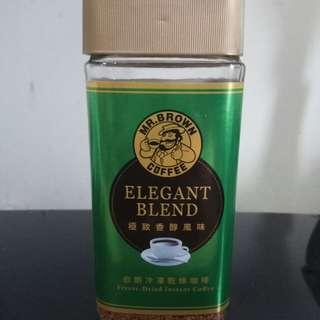 免運 咖啡 伯朗咖啡 極致香醇咖啡 100g