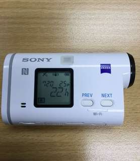 Sony Action Video Camera AS200V