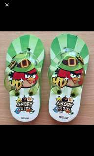 Angry Bird Slippers for kids (New)