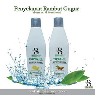 Imaan Shampoo and Conditioner
