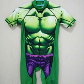 Hulk Full-body Swimming for Kids