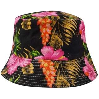 Bucket Hat - Majestic Jungle Canvas