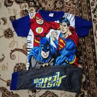 Pijamas tshirt