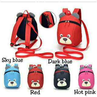 Teddy Bear Backpack + Free Gift