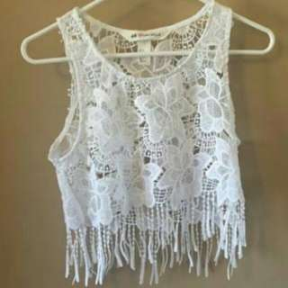 Looking for this h&m coachella top