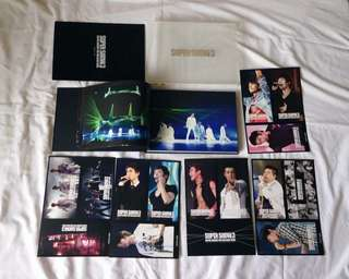 Super Junior Super Show 3 Photobook