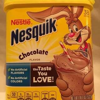 Nesquik chocolate flavor