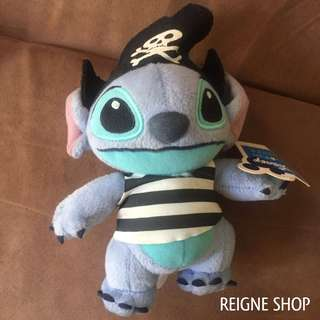 STITCH PIRATE PLUSH DOLL