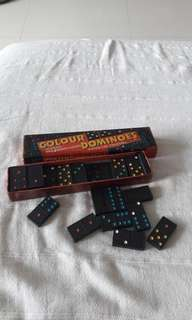 Dominoes brick game