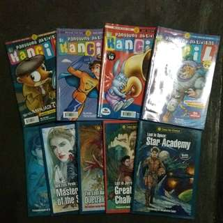 Education comic 150.000 for 20 pcs