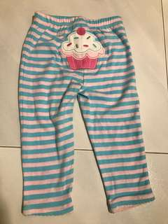 Brand New Carters cupcake pants 12-18mos
