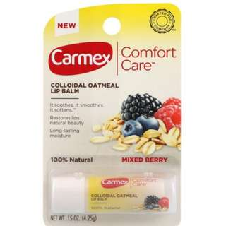 Carmex Comfort Care Lip Balm