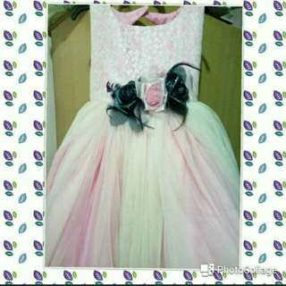 Girls Gown