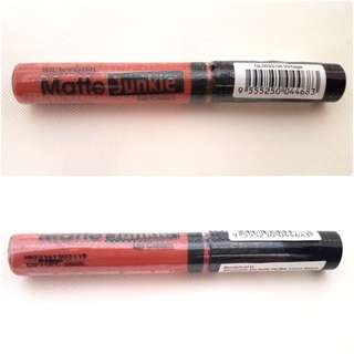[NEW] Silkygirl Matte Junkie Lip Cream