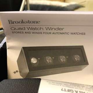 QUAD Watch Winder 自動上鍊錶盒