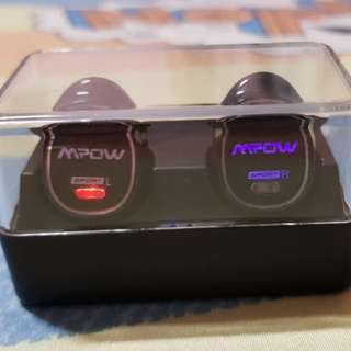 ($49) MPow Wireless Bluetooth Earbuds