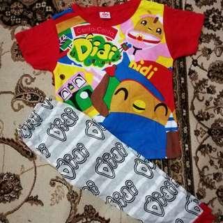 Kids Pyjamas Didi & friens