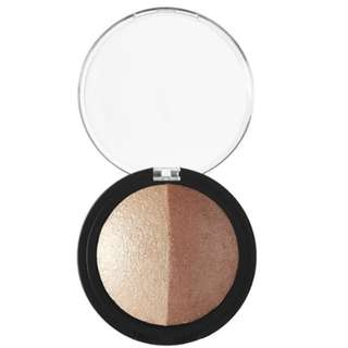 E.l.f. Cosmetics Baked Highlighter and Bronzer