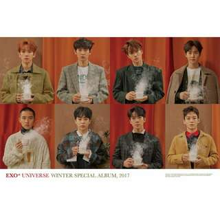 [qyop] exo universe posters