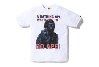 全新正版 A Bathing Ape Zozo classic T shirt tee Bape