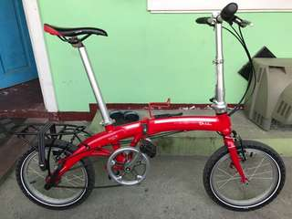 Dr.Hon Curve D3 (folding bike)