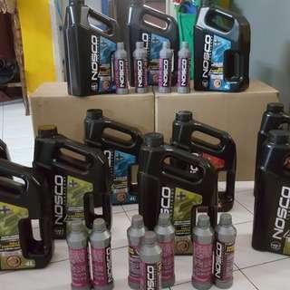 Nosco oil lburicant malaysia