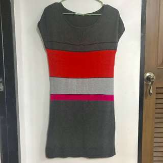 Promod knitted dress
