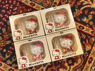 Hello Kitty EZLink Charm (set of 2)