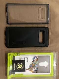 Samsung Galaxy Note 8 Case Spigen Ringke