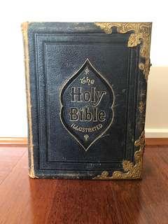 Rev John Brown Holy Bible