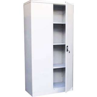 Steel Storage Cabinet ( two swing door)