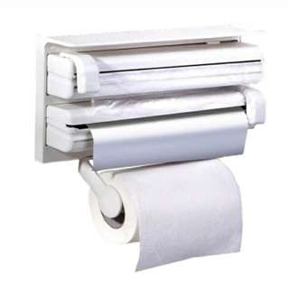 triple paper dispenser