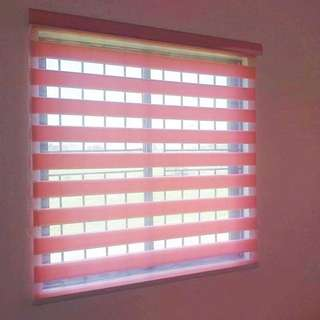 Pink - Combi Window Blinds
