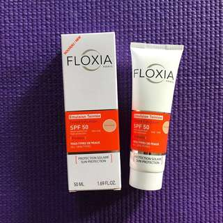 Floxia Emulsion Sun Protection