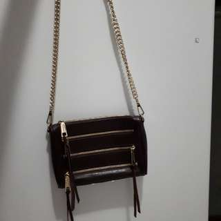 EUC Rebecca Minkoff Leather crossbody