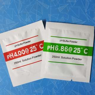 PH Pen/Meter Calibration Powder (2 packets)