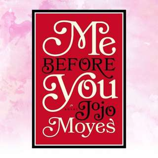 Me Before You E-book • Google Playbooks & iBooks