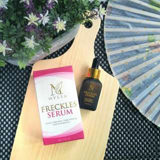 Mylea Freckless Serum HSA APPROVED!