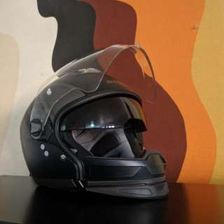 Nolan Motorcycle Helmet Large