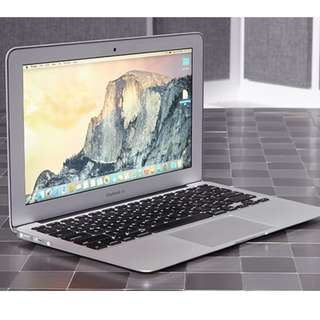 mac book air 11inch