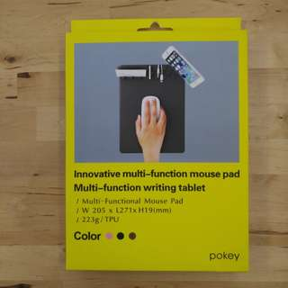Multi-Function Mousepad