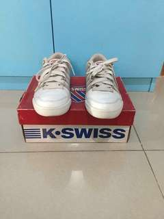 kswiss classic white